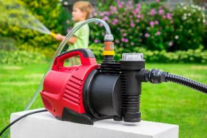 5 tipov, ako si správne vybrať záhradné čerpadlo