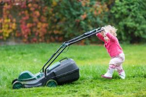 Viete, akú kosačku na trávu potrebujete?