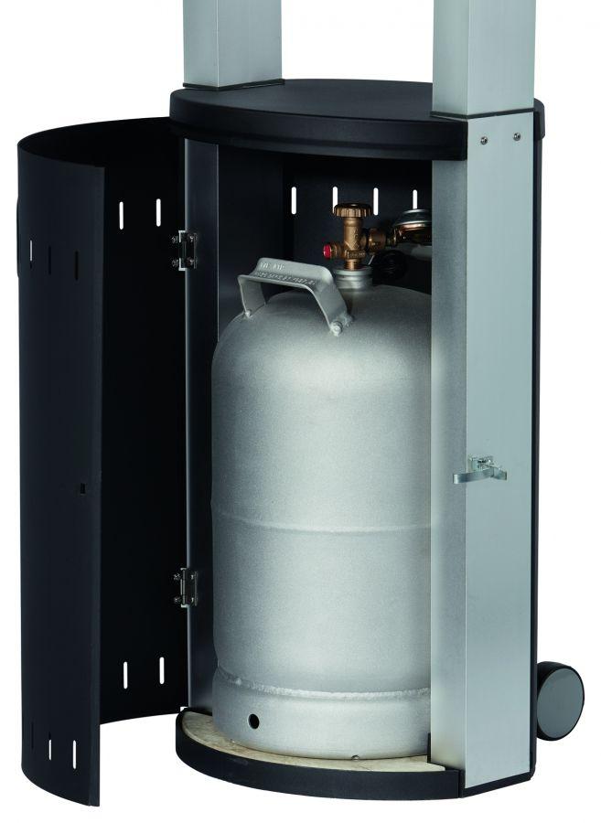 Gas Type. Butane. Propane. Butane, Propane or their mixtures Zabezpečte, aby bol ovládač pevne pripojený ku plynovej fľaši.