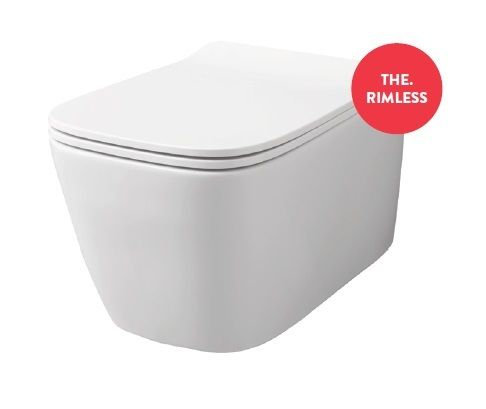 Artceram A16 The.Rimless WC misa závesná ASV003