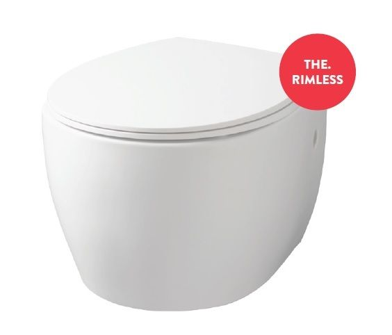 Artceram Step The.Rimless WC misa závesná STV003