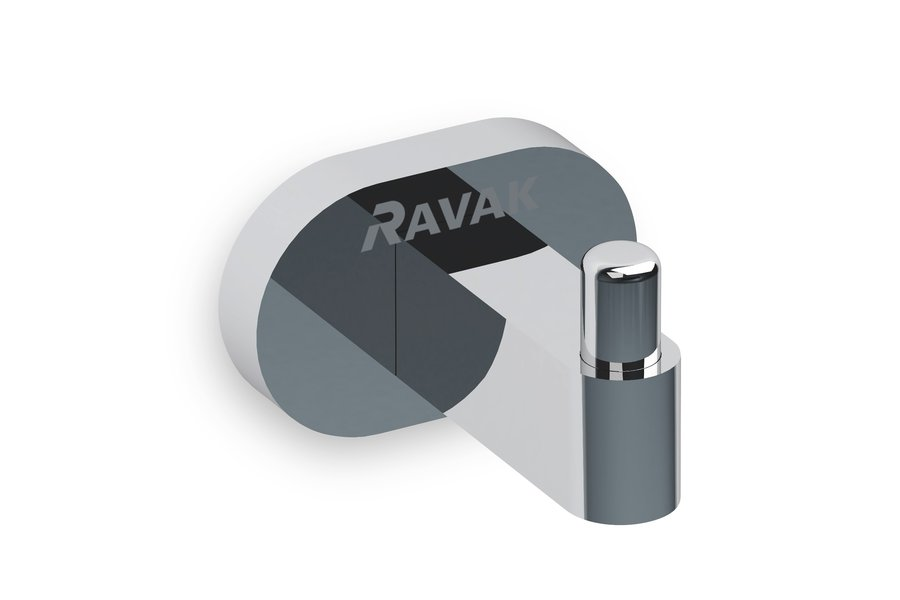 Ravak háčik Chrome CR 110.00